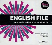 English File Intermediate Plus (3rd Edition) (2014) Class Audio CDs