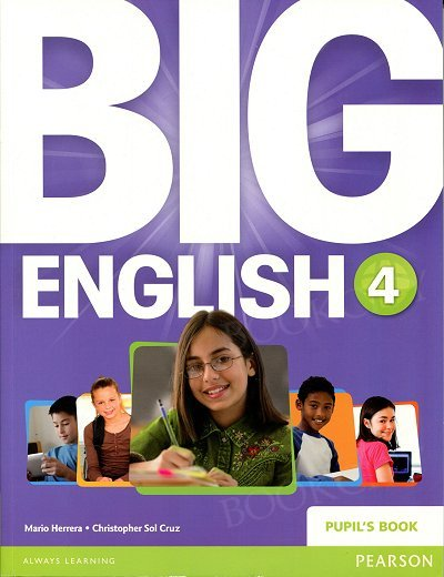 Big English 4 podręcznik