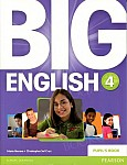 Big English PLUS 4 Pupil's Book with MyEnglishLab