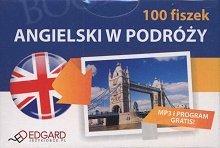 Angielski 100 fiszek. W podróży Fiszki + mp3 online