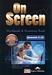 On Screen Intermediate B1+/B2 Zeszyt ćwiczeń (Matura Workbook & Grammar Book)