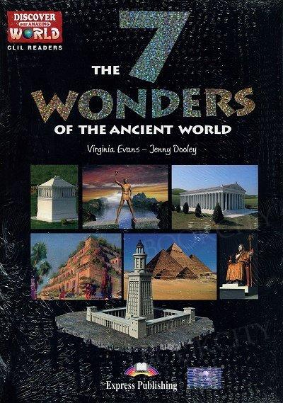 The 7 Wonders of the Ancient World (Poziom B1+/B2) Reader + kod CLIL App