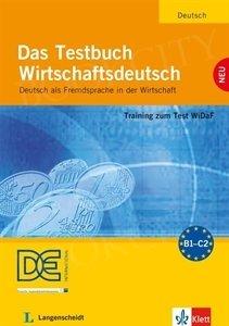 Das Testbuch Wirtschaftsdeutsch Książka+CD