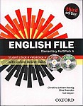 English File Elementary (3rd Edition) (2012) Multipack A with iTutor and iChecker with Online Skills