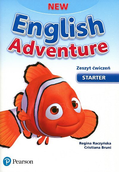 New English Adventure Starter ćwiczenia