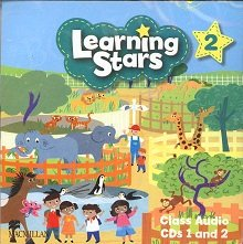 Learning Stars 2 Płyty audio-CD