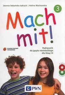 Mach mit! 3 (2014) podręcznik