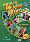 Matura Prime Time Plus Pre-intermediate Class & Workbook Audio CDs(3)