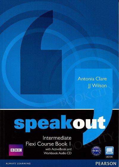 Speakout Flexi Intermediate Flexi Course Book 1 Pack