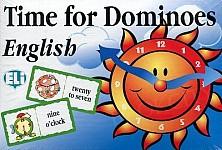Time for Dominoes Gra językowa z polską instrukcją i suplementem