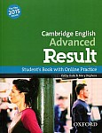 Cambridge English Advanced Result (CAE 2015) Student's Book with Online Practice Pack