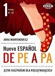 Nuevo Espanol de pe a pa 1 podręcznik