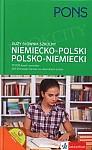 Słownik duży szkolny niemiecko-polski polsko-niemiecki