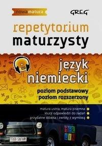 Repetytorium maturzysty. Język niemiecki. Poziom podstawowy Poziom rozszerzony Podręcznik+CD