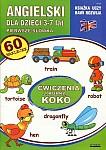 Angielski dla dzieci 3-7 lat Pierwsze słówka Ćwiczenia z kurką Koko
