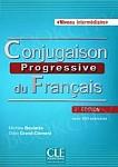 Conjugaison progressive du francais 2ed intermediate Książka+Cd