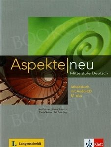 Aspekte NEU B1+ Arbeitsbuch mit Audio-CD