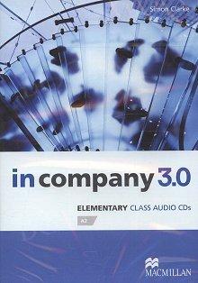 In Company 3.0 Elementary Audio CD