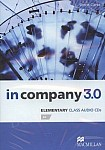 In Company 3.0 Elementary Audio CD