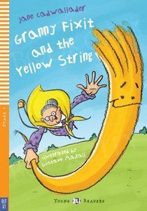 Granny Fixit and the Yellow String Book + CD