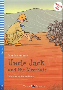 Uncle Jack and the Meerkats Book + CD