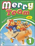 Merry Team 1 Pupil's Book