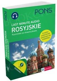 Last Minute audio Rozmówki ze słowniczkiem rosyjskie