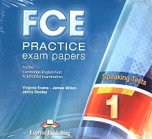 FCE Practice Exam Papers (2015) 1 Speaking Tests Audio CDs (set of 2)