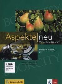 Aspekte NEU C1 Lehrbuch + DVD