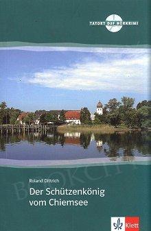 Der Schutzenkonig vom Chiemsee Książka+CD