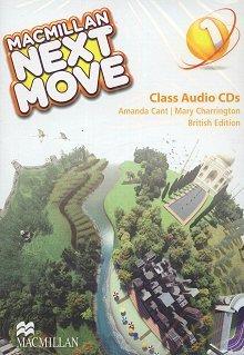 Macmillan Next Move 1 Audio CD