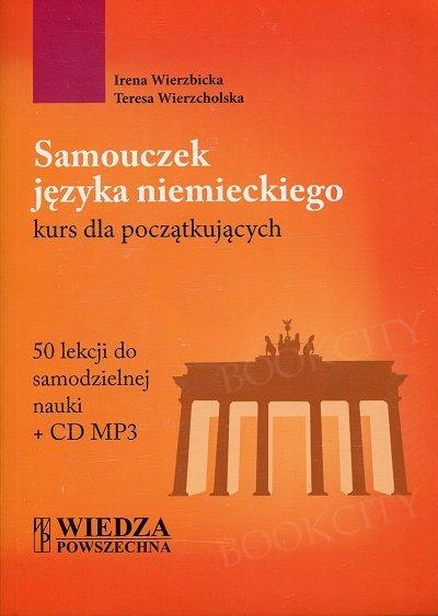 Samouczek języka niemieckiego Ksiażka+MP3