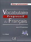Vocabulaire progressif du français - Niveau perfectionnement Podręcznik+CD