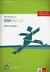 Mit Erfolg zur DSH B2-C2 Übungs und Testbuch mit Audio CD