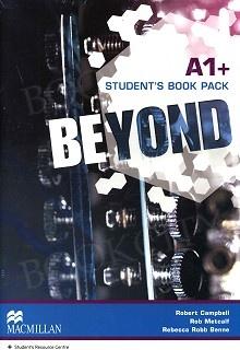 Beyond A1+ Książka ucznia (standard)