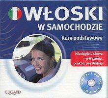 Włoski w samochodzie Kurs podstawowy CD-Audio