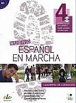 Nuevo Espanol en marcha 4 Ćwiczenia + CD