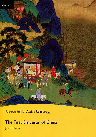 The First Emperor of China Book with CD-ROM abd MP3