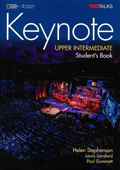Keynote B2 Upper-Intermediate Student's Book with DVD-ROM