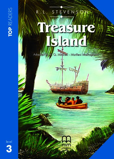 Treasure Island Book with CD