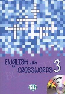 English with Crosswords (Advanced) Książka + CD-ROM