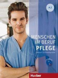 Menschen im Beruf. Pfelge A2 Podręcznik + Płyta Audio CD (1 szt.)