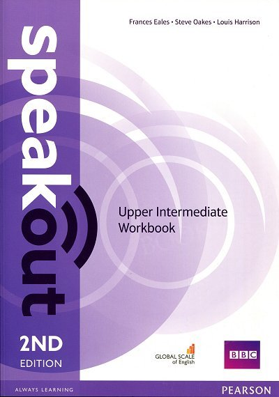 Speakout Upper-Intermediate (2nd edition) Workbook (no key)