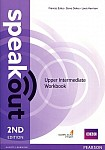 Speakout Upper-Intermediate (2nd edition) Workbook (no key)