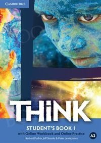 Think 1 Student's Book with Online Workbook and Online practice