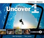 Uncover 1 Audio CDs (2)