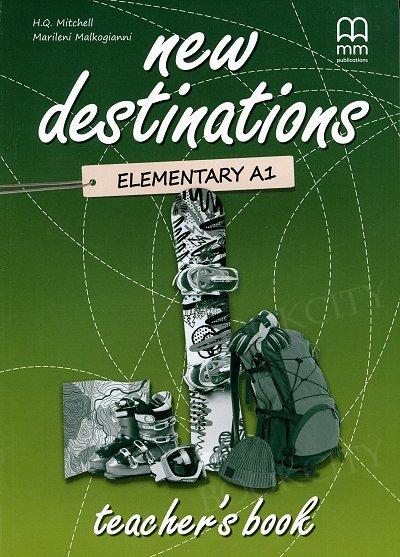 New Destinations Elemantary książka nauczyciela
