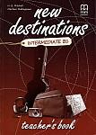 New Destinations Intermediate książka nauczyciela