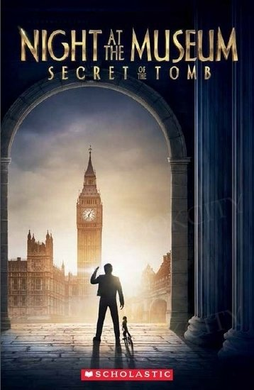 Night at the Museum: Secret of the Tomb Book and CD