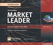 Market Leader 3rd Edition EXTRA Intermediate Class Audio CD